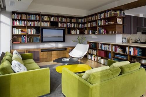 Σχέδια για σύγχρονες Βιβλιοθήκες που θα σας εμπνέυσουν