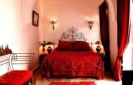 Μαροκινή κρεβατοκάμαρα διακοσμητικές ιδέες