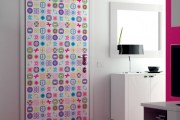 Εντυπωσιακές διακοσμητικές εκτυπώσεις σε πόρτες από τον Karim Rashid