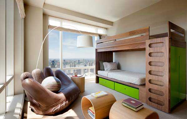 30 Φρέσκιες ιδέες  Κουκέτας για το σπίτι σας που θα σας  εξοικονομήσουν χώρο