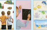 Όμορφα, διασκέδαστικα και λειτουργικά αυτοκόλλητα για παιδιά από την Funtosee