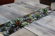Καταπληκτικό τραπεζάκι που μπορείτε να κάνετε μόνοι σας με ενσωματωμένο διαμέρισμα για φυτά