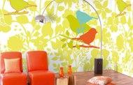 72 Φωτεινές και πολύχρωμες Ιδέες σχεδιασμού σαλονιού