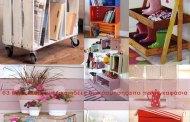 63 Diy κατασκευές και διακοσμητικές ιδέες απο παλιά καφάσια