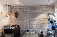 Τσιμεντένιες σε εμφάνιση ταπετσαρίες για ένα πρωτότυπο βιομηχανικό στύλ που θα απογειώσει την διακόσμηση του σπιτιού σας