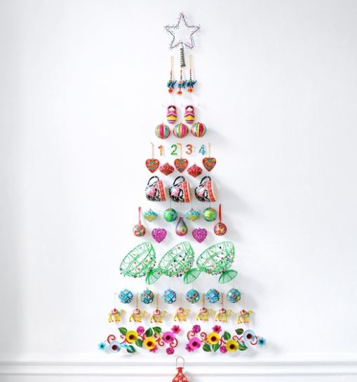 21 Όμορφες ιδέες για Diy Χριστουγεννιάτικα δέντρα