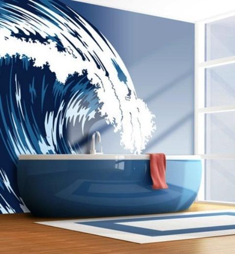 θαλασσινή διακόσμηση για υπνοδωμάτια και μπάνια18