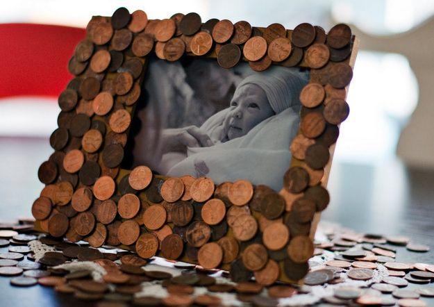 DIY Ιδέες από μικρά σε αξία κέρματα