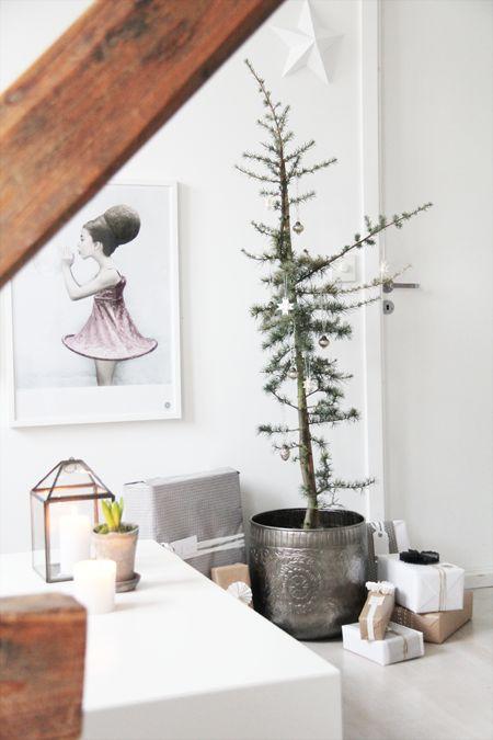 Μινιμαλιστικές ιδέες διακόσμησης Χριστουγέννων15