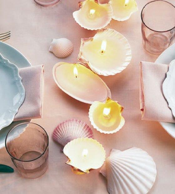Υπέροχες Diy Ιδέες με Κεριά και κηροπήγια22