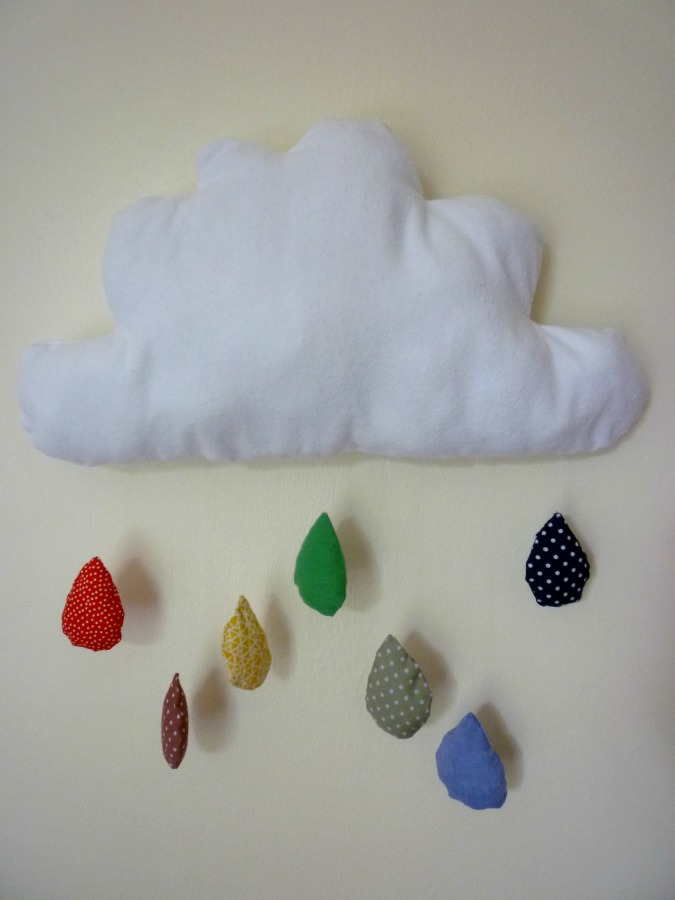 Πώς να κάνετε ένα αιωρούμενο σύννεφο για το βρεφικό σας