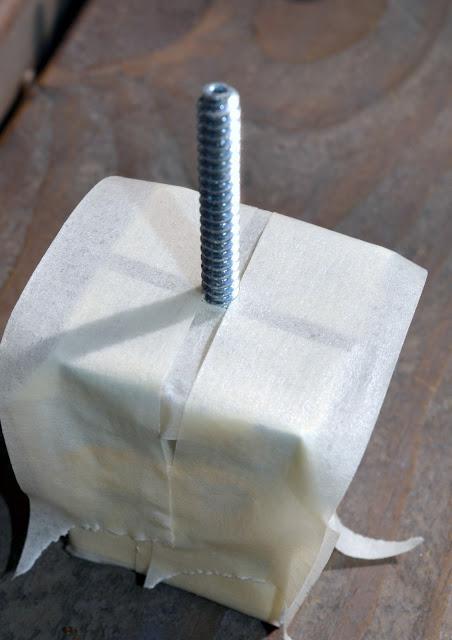 Μοντέρνο DIY τσιμεντένιο άγκιστρου τοίχου3