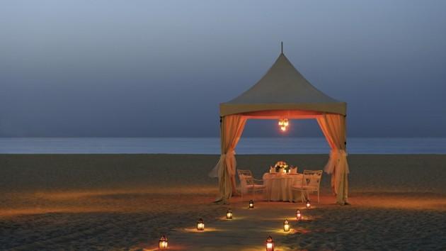 ιδέες για ρομαντικό Τραπέζι σε εξωτερικό χώρο11
