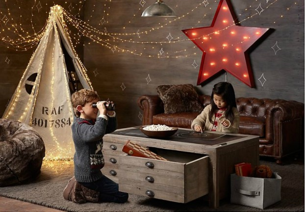 36 Ιδέες για Vintage Βιομηχανικά αλλά Χαριτωμένά Παιδικά δωμάτια και Playroom