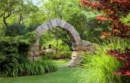 Μαγικές Πύλες του Φεγγαριού στον Κήπο