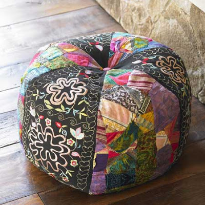 Diy ideas with pouf9