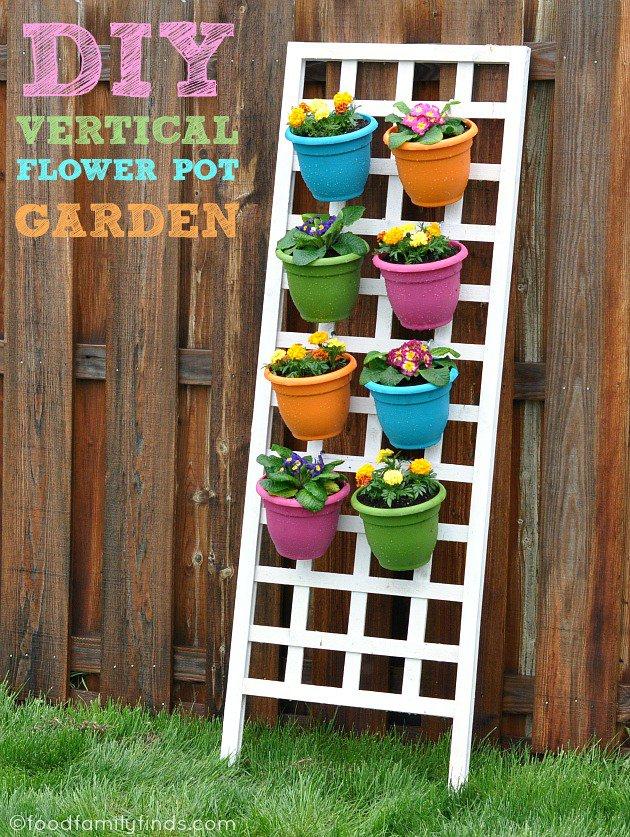 DIY έργα για να ομορφύνετε τον κήπο σας10
