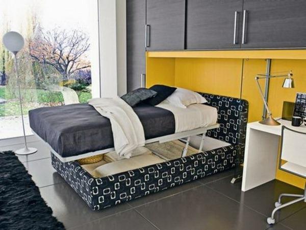 8 Ποιοτικές επιλογές για περισσότερο αποθηκευτικό χώρο στην κρεβατοκάμαρα