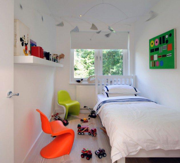 Συναρπαστικά σκανδιναβικά παιδικά δωμάτια1