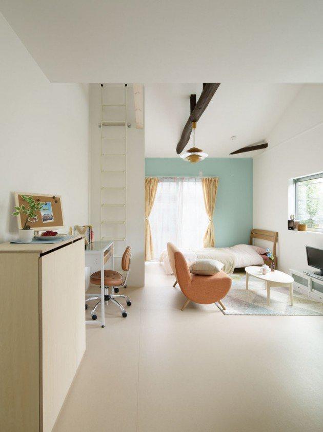 12 Συναρπαστικά σκανδιναβικά παιδικά δωμάτια που τα παιδιά δεν θα μπορούν να αντισταθούν