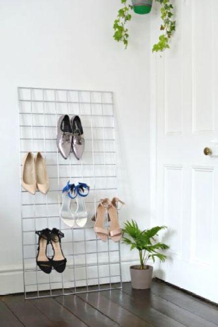 Δημιουργικοί τρόποι για να αποθηκεύσετε παπούτσια11