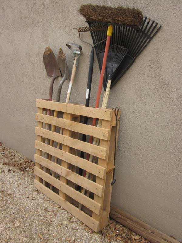 DIY λύσεις αποθηκευτικού χώρου για την αυλή και τον κήπο σας10
