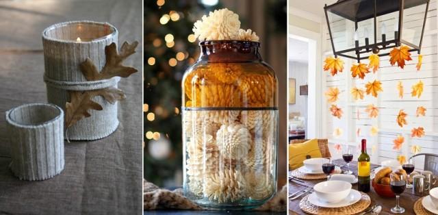 10 Καταπληκτικές DIY ιδέες για το σπίτι σας για αυτό το Φθινόπωρο