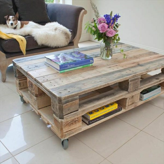 pallet coffee tables15