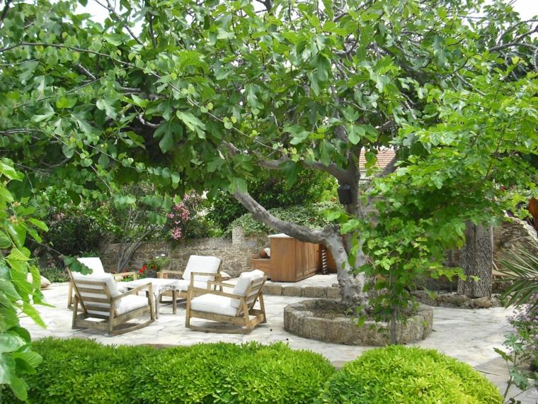 Ανοιξιάτικη ανακαίνιση κήπου ιδέες (45)