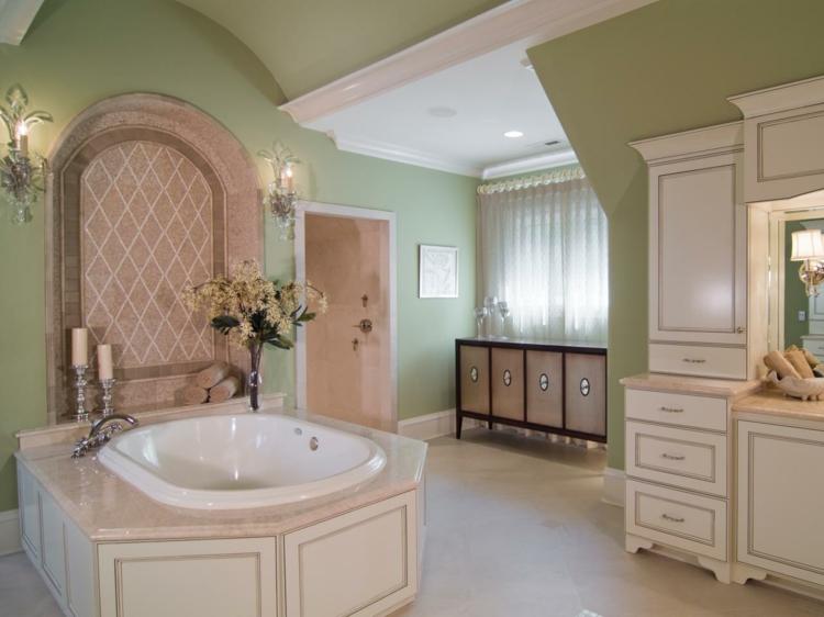Shabby chic μπάνιο ιδέες9