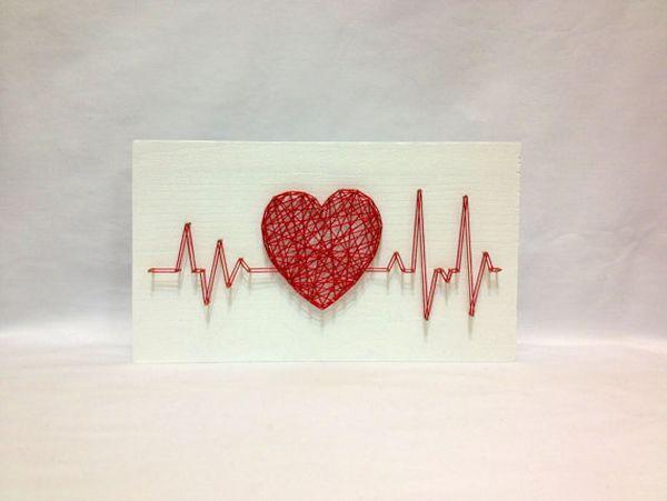 Diy με καρδιές για δημιουργικές διακοσμήσεις6