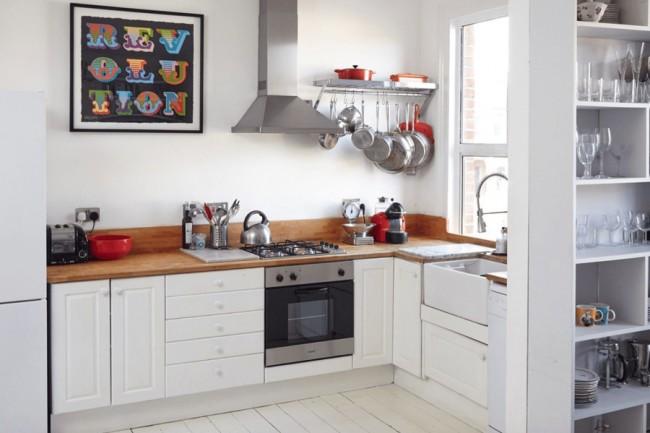 Iδέες σχεδιασμού μικρής κουζίνας20