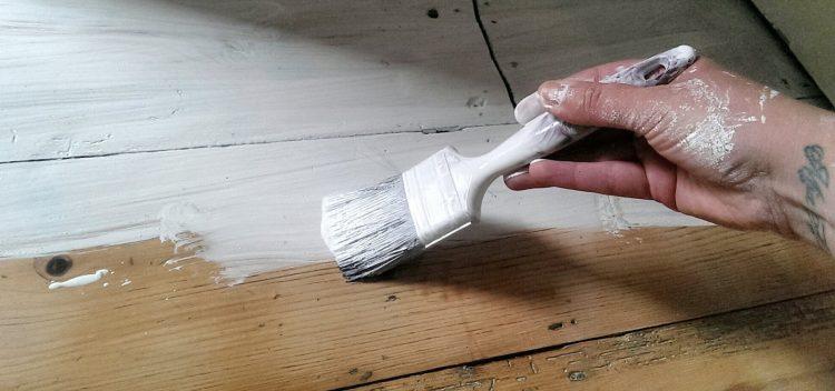 Τεχνική ξασπρίσματος ξύλου7