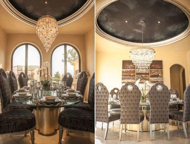 μαροκινή τραπεζαρία ιδέες5