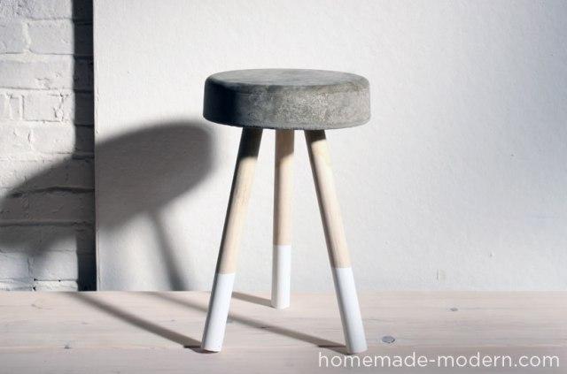 DIY διακοσμητικές ιδέες με τσιμέντο16