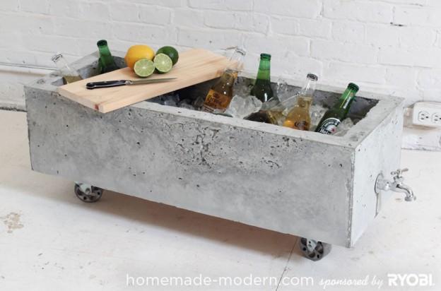 DIY διακοσμητικές ιδέες με τσιμέντο20