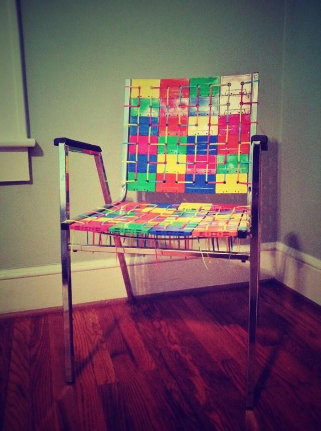 πώς να διακοσμήσετε και να βάψετε παλιές καρέκλες41