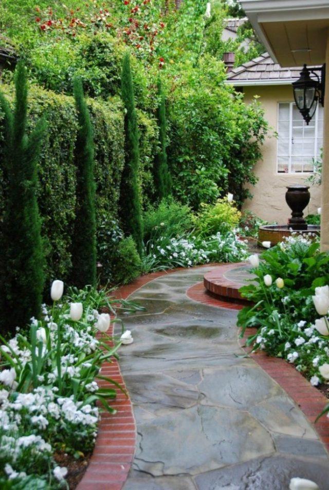 Μεσογειακός κήπος ιδέες48