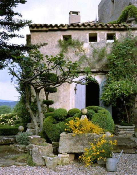 Μεσογειακός κήπος ιδέες63