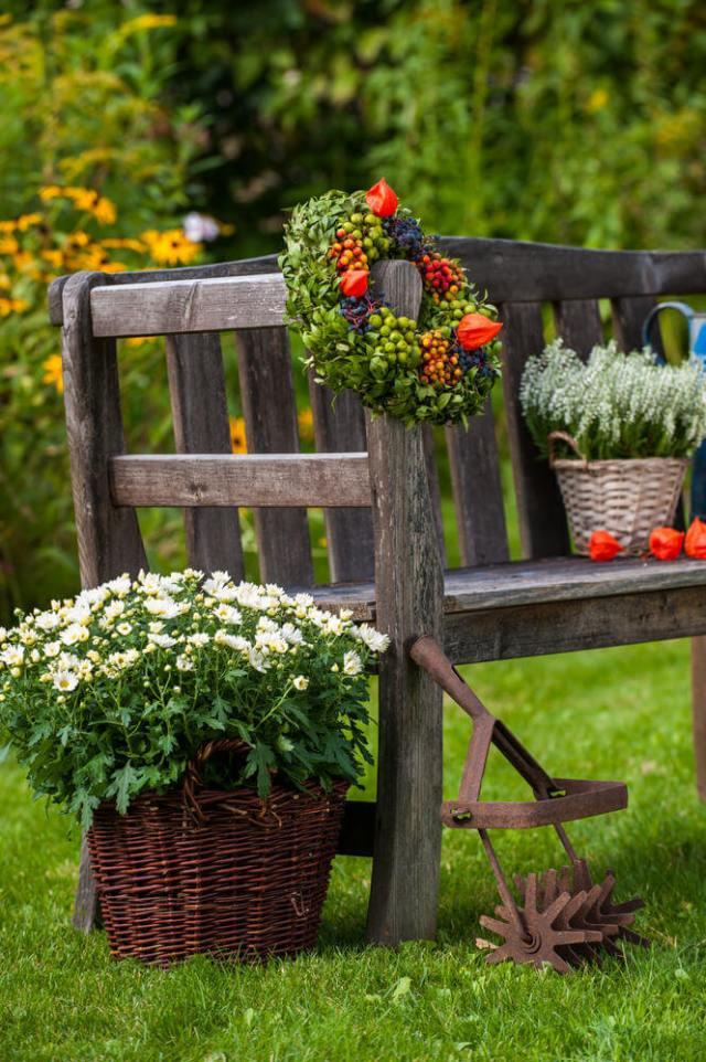 παγκάκια κήπου10