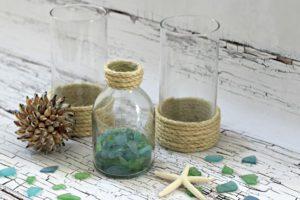 DIY ιδέες διακόσμησης από σχοινί8