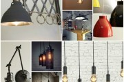 Δώστε στο σπίτι σας μοναδική βιομηχανική γοητεία με μια βιομηχανικού σχεδιασμού λάμπα