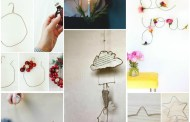 Τι μπορείτε να κάνετε με συρμάτινες κρεμάστρες – Πάνω από 35 ιδέες DIY ιδέες