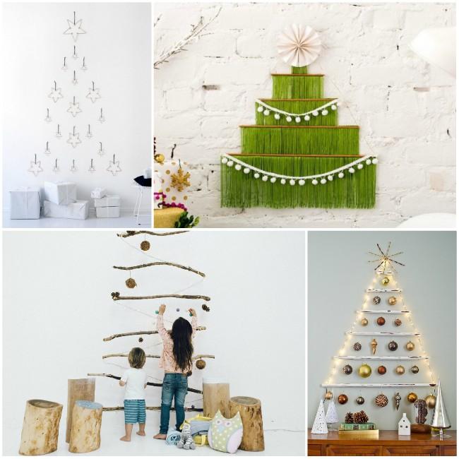 Πάνω από 20 πρωτότυπες ιδέες για το πώς να φτιάξετε ένα DIY χριστουγεννιάτικο δέντρο