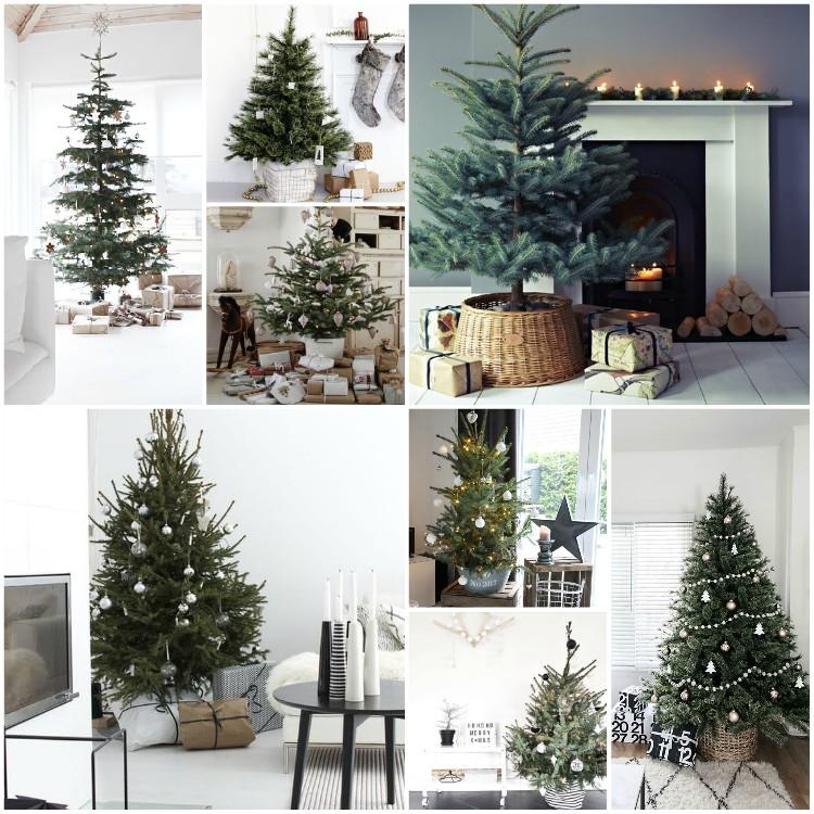Η μαγεία της μη διακόσμησης - υπέροχες ιδέες σκανδιναβικού Χριστουγεννιάτικου δέντρου