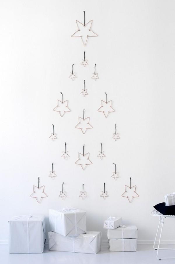 DIY χριστουγεννιάτικα δέντρα19
