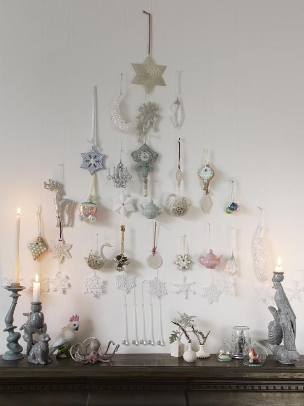 DIY χριστουγεννιάτικα δέντρα22