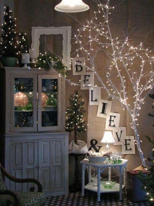 Ρουστίκ Χριστουγεννιάτικη διακόσμηση21