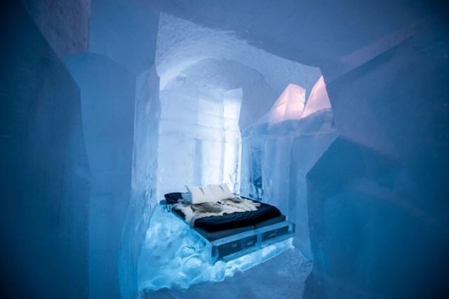 Το ξενοδοχείο του πάγου της Σουηδίας13