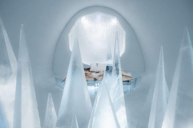 Το ξενοδοχείο του πάγου της Σουηδίας15